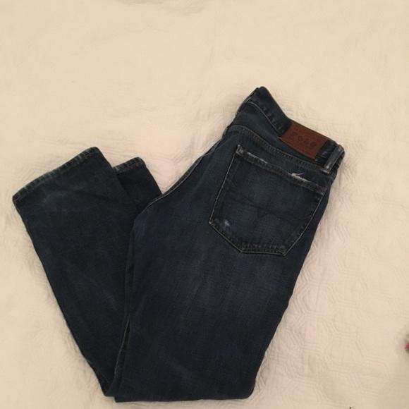 Dark Jeans Wash Lauren Ralph Polo OXPkwiTZu